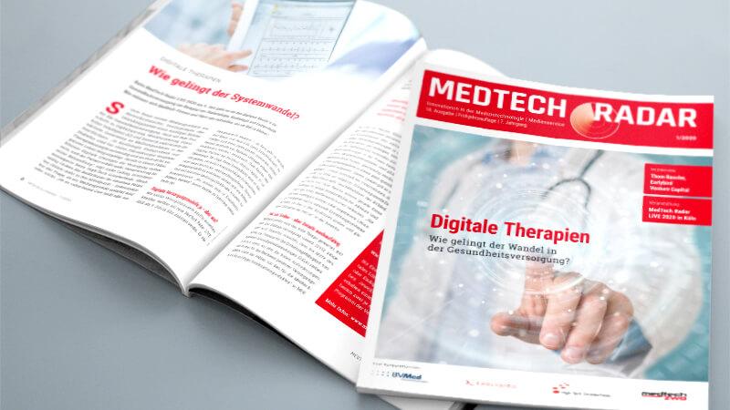 MedTech Radar 1/2020 - HTGF
