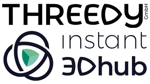 Logo: Threedy