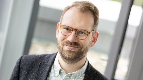 Tobias Jacob – Marketing & Communications Manager
