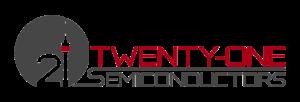 Twenty-One Semiconductors Logo