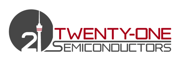 Twenty-One Semiconductors Logo