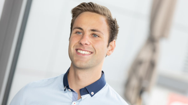 Mario Wendtlandt – Junior Human Resources Manager