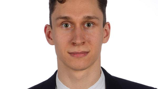 Stepan Kivshyk – Junior Analyst