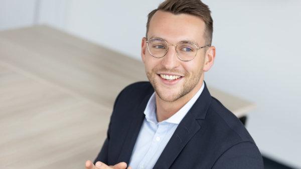 Paul Meyhöfer – Executive Assistant